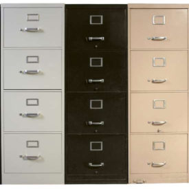 Filing Cabinets, Second Hand Office Furniture Co (1)