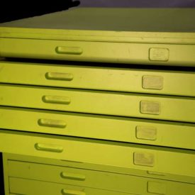 Plan Chests, Second Hand Office Furniture Co (1)