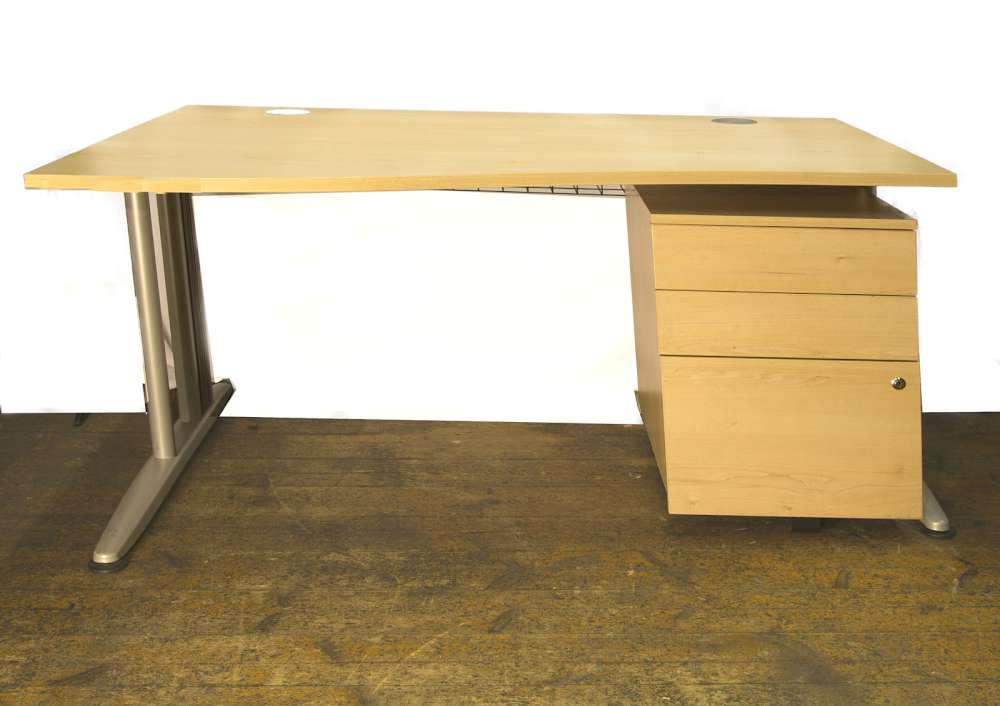 Second hand desks london second hand office furniture co for Second hand furniture